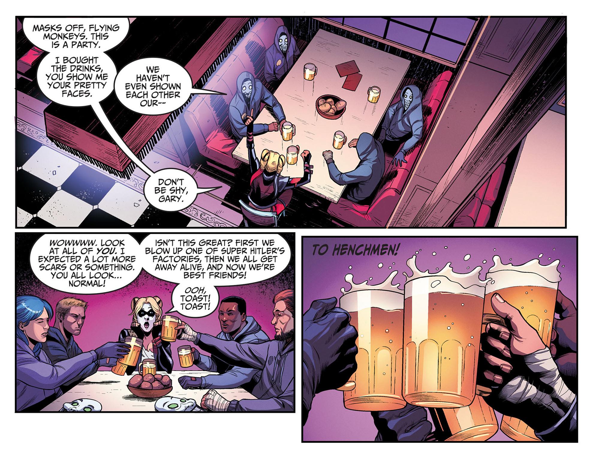 Read online Injustice: Ground Zero comic -  Issue #3 - 6