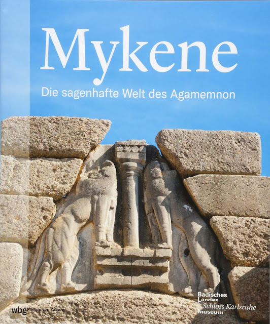 'Mycenae: The legendary world of Agamemnon' at the Badisches Landesmuseum in Karlsruhe, Germany
