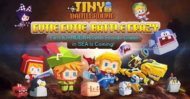 Tiny Battleground Download