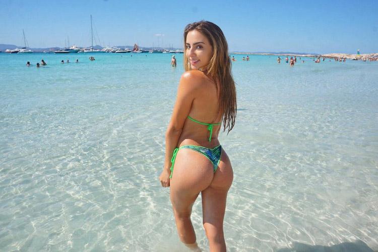 Fitness Model Bruna Rangel Lima 1