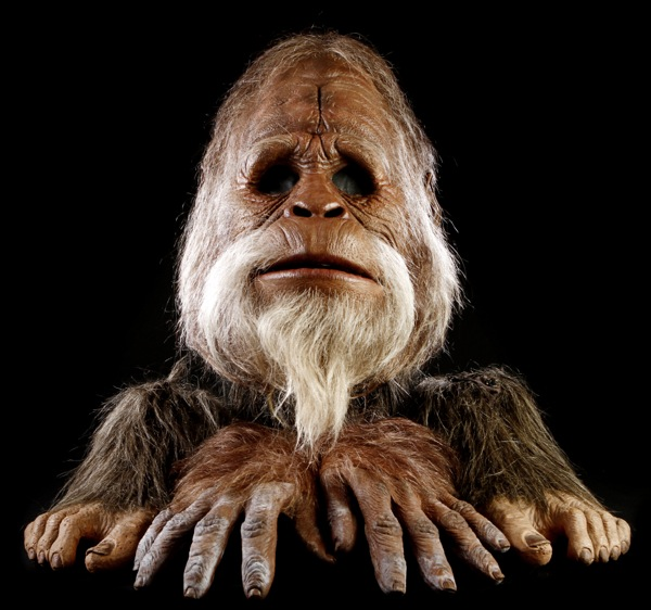 Harry and the Hendersons mask costume