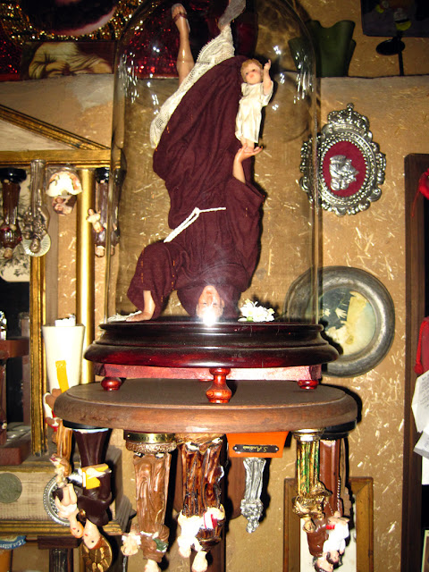 hanging upside down chair for back rustic farm table and chairs a rolling crone: let st. anthony find your true love (a valentine day ritual from mexico)