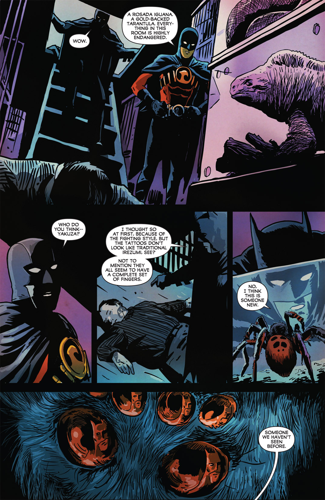 Detective Comics (1937) 874 Page 18