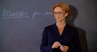 Sybil Danning sexy teacher They're Playing With Fire 1984 movie