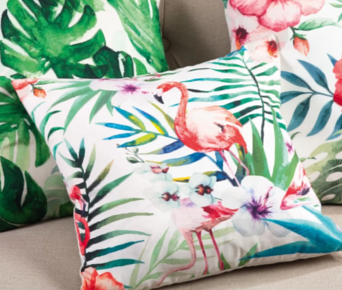 Tropical Theme Pillows