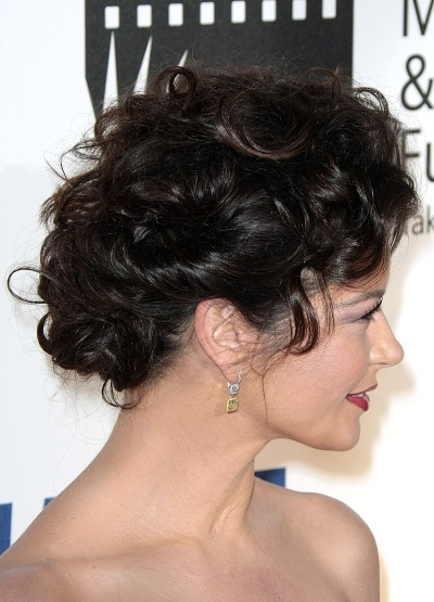 short updo hairstyles prom