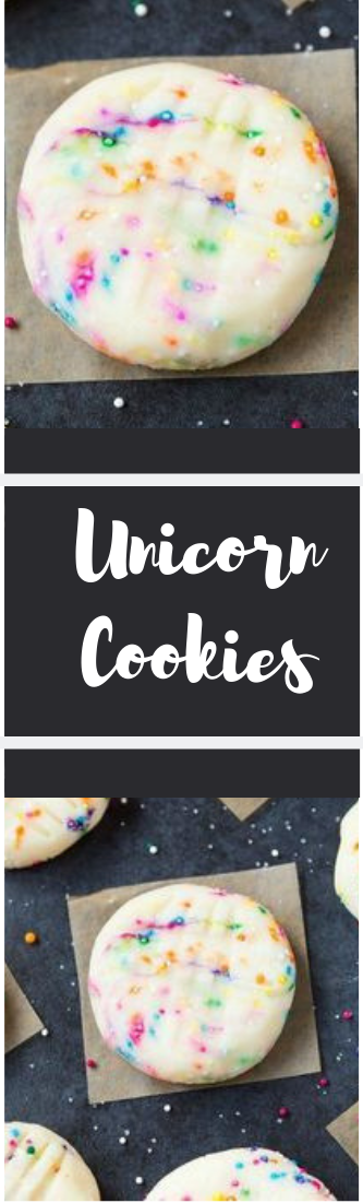 UNICORN COOKIES #uncorn