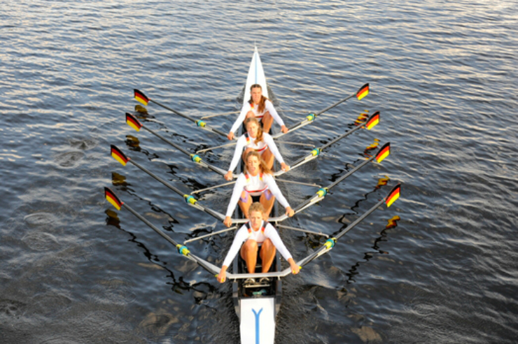 women's crew #rowing