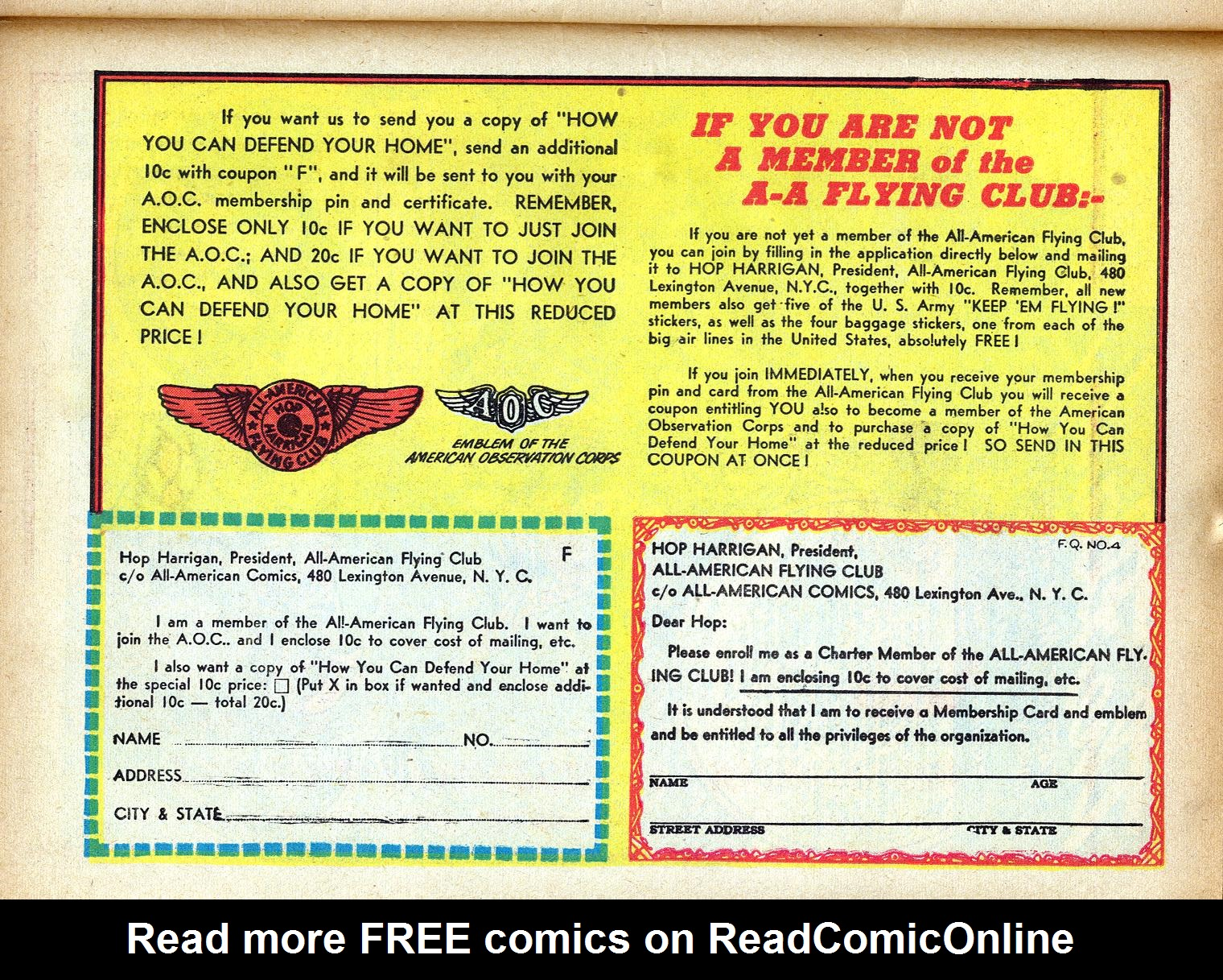 Read online All-Flash comic -  Issue #4 - 52