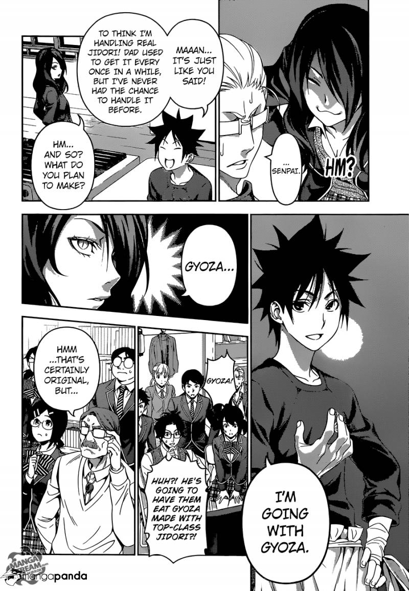 Shokugeki no Soma - Chapter 183