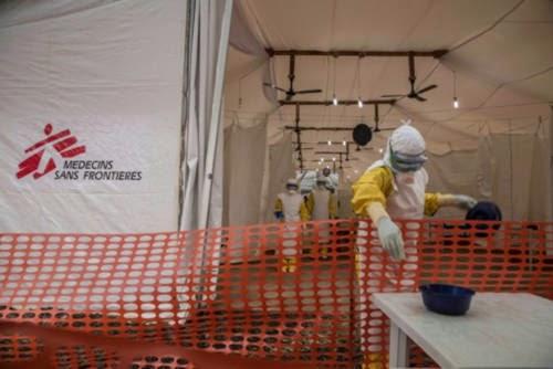 Ébola: 46 muertes al día