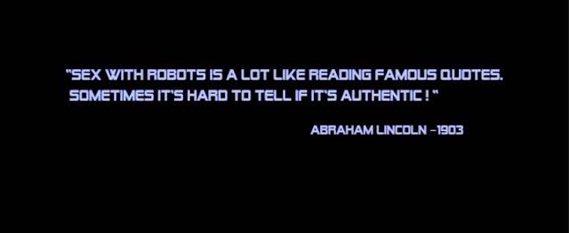 Hot Bot entrada frase mitica
