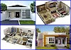 6 Desain Rumah Minimalis Modern Terbaru (1 lantai & 2 lantai)