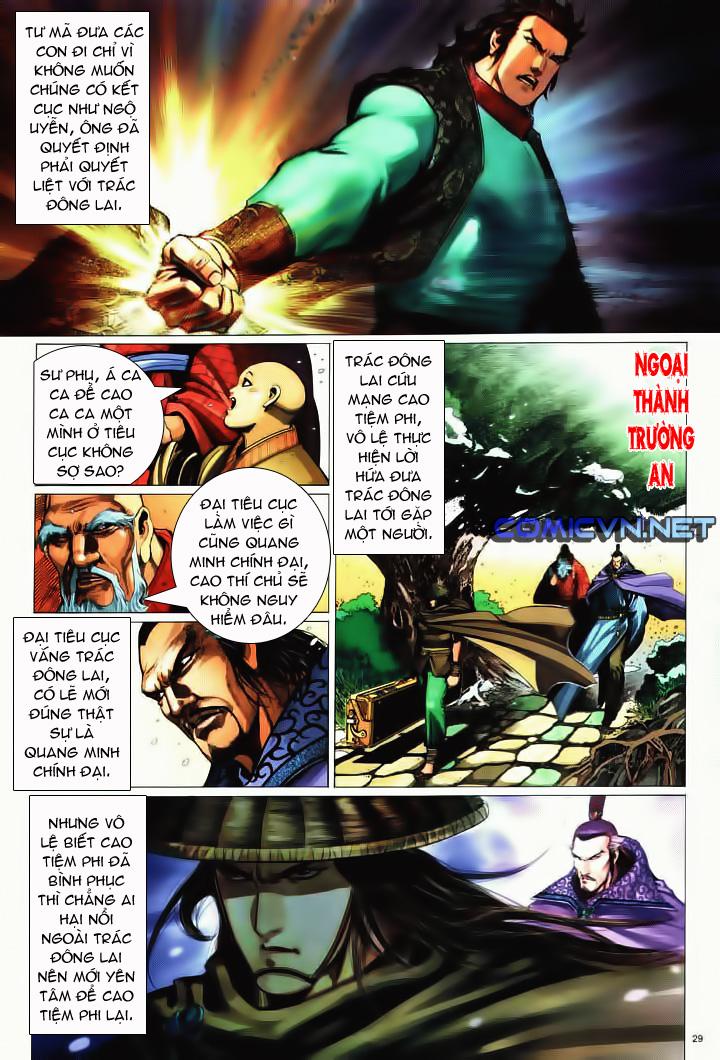 Anh hùng vô lệ Chap 10 trang 26