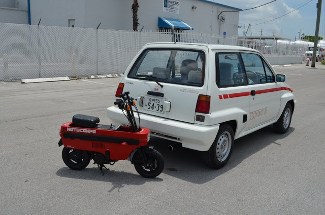 Nostalgic Subcompact: A 1986 Honda City Turbo II on U.S ...
