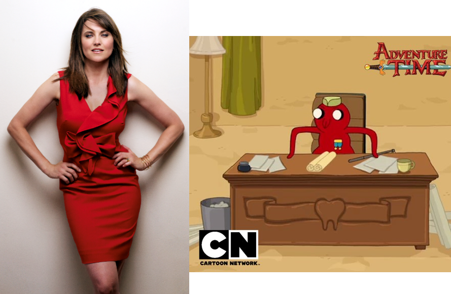 Xena Warrior Princess Actress Stars As Ant Queen In Adventure Time