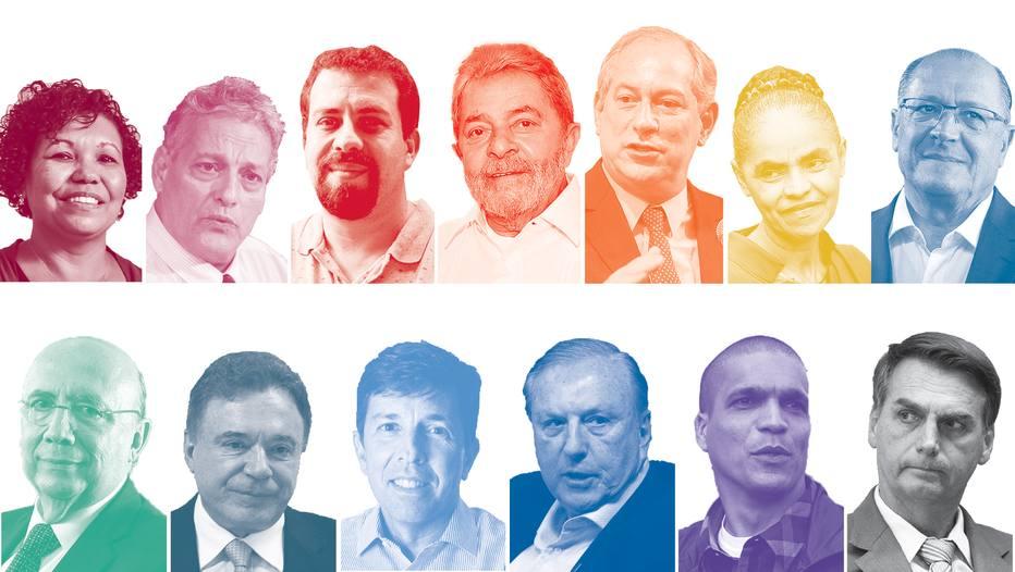 Pesquisa Ibope aponta Bolsonaro como líder isolado sem Lula