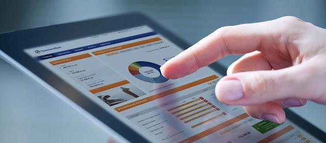 Онлайн сервис для оформления счетов