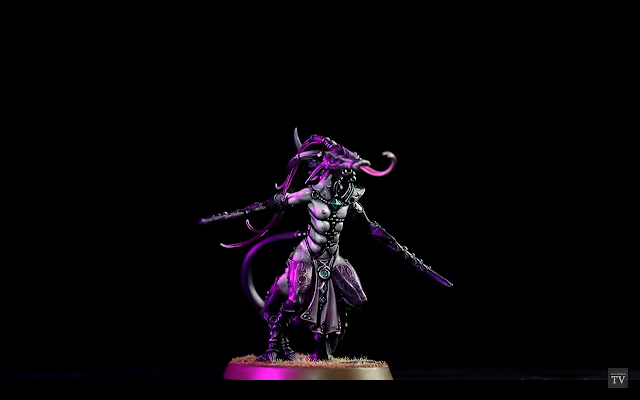 Phantasm de Slaanesh