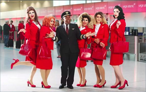 Virgin Atlantic Pride