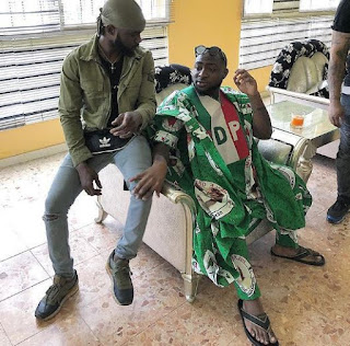 Davido's Service Might Be Extended By 3 Months Without Pay