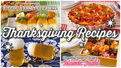 15 Thanksgiving Foods and Desserts Ideas Recipes