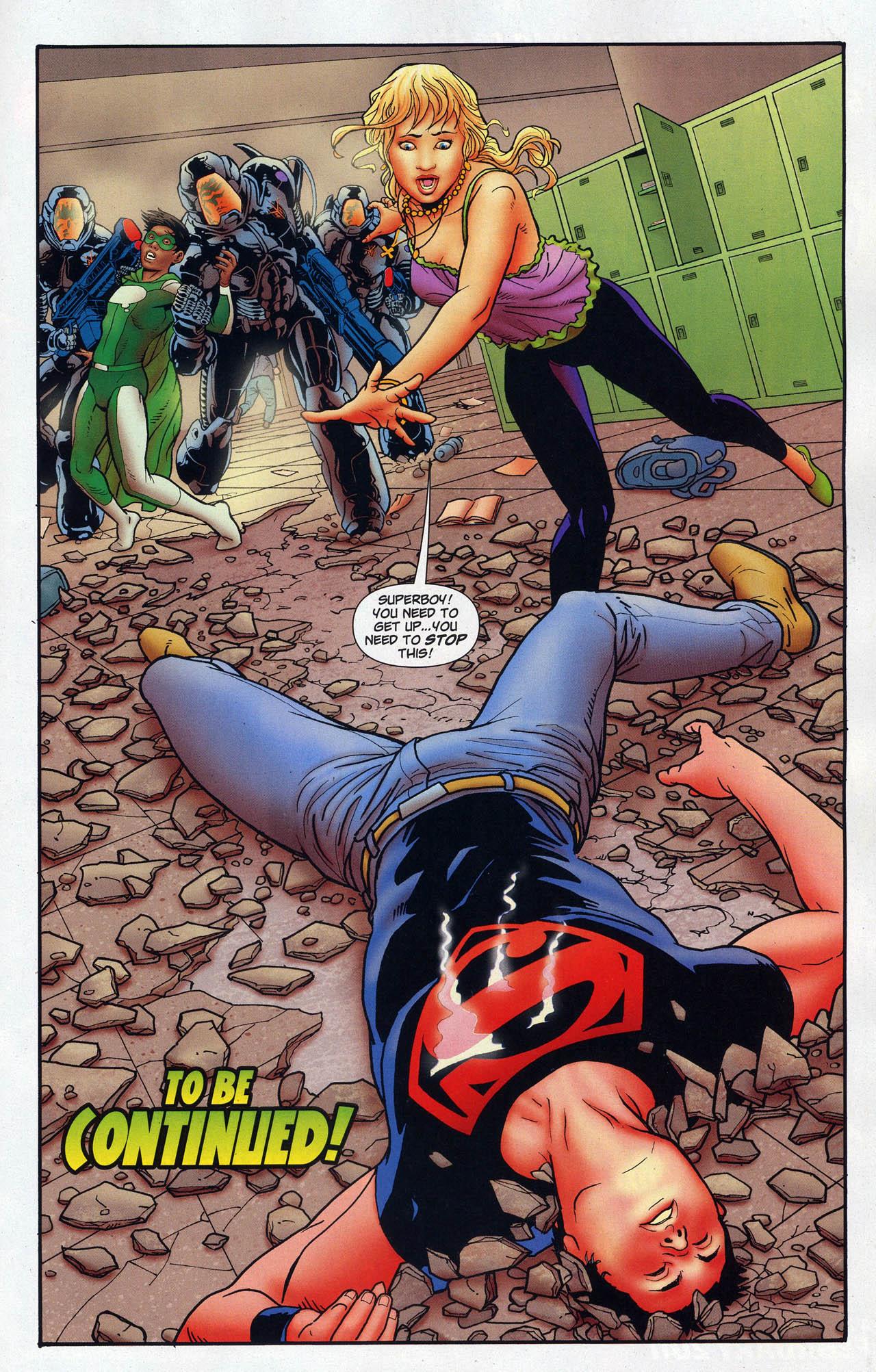 Superboy [I] Issue #3 #3 - English 26