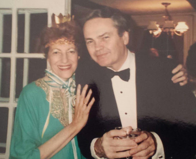 Couple married since 1960 commit suicide because they couldn't live without eachother