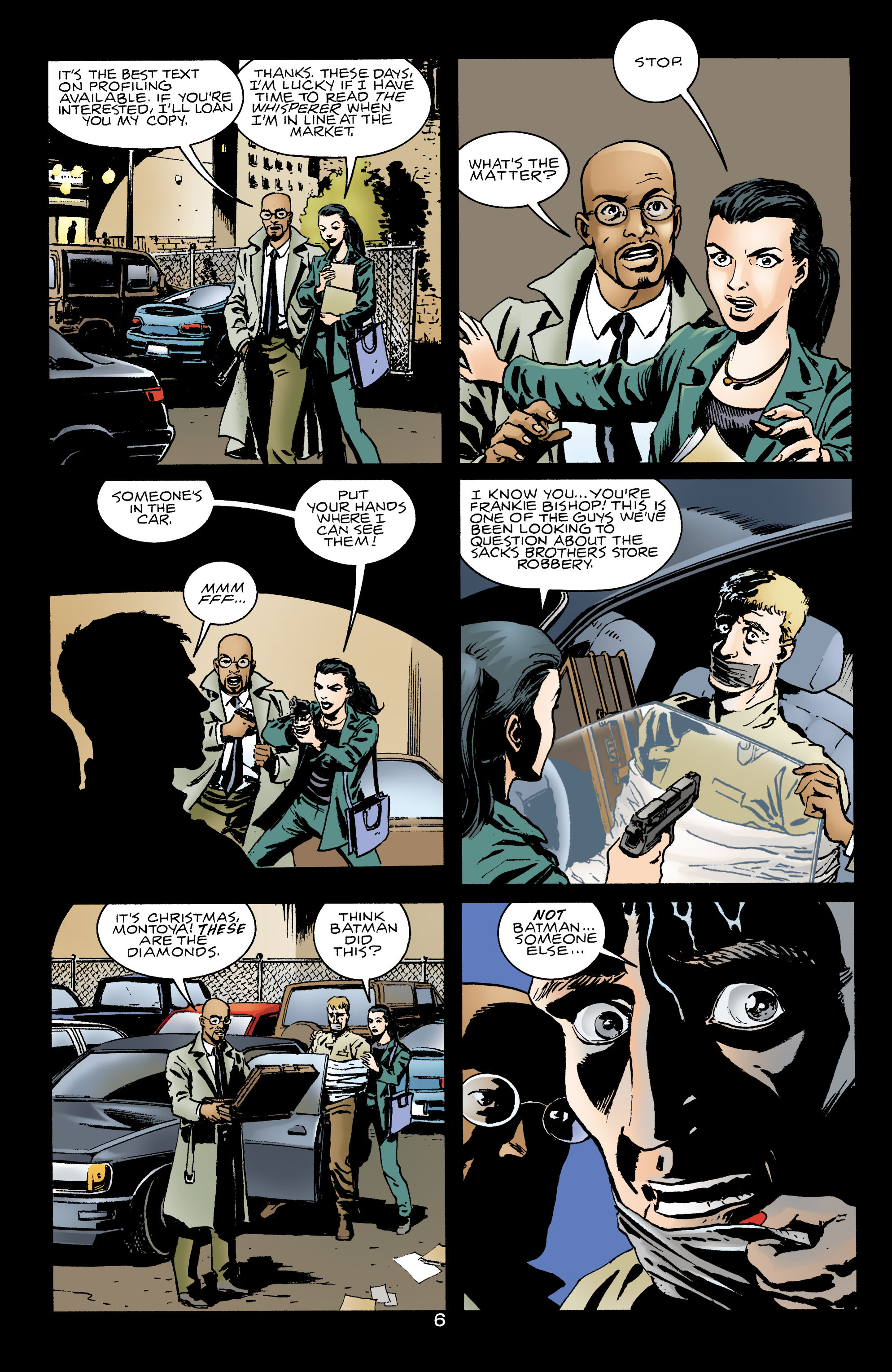 Detective Comics (1937) 775 Page 36