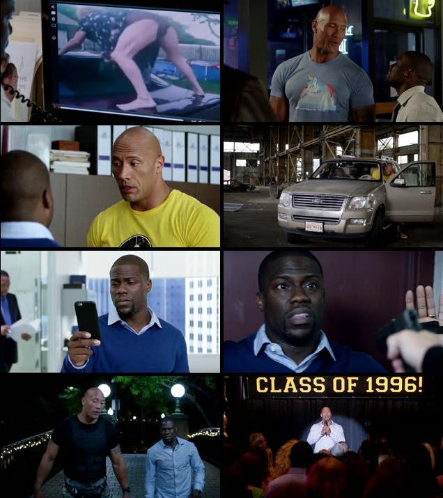 Central Intelligence 2016 English 720p WEB-DL 850MB ESubs