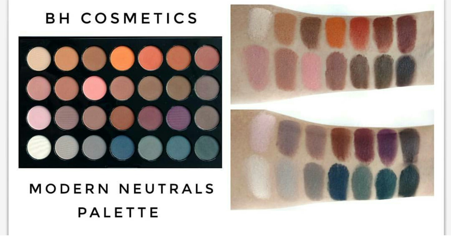 Bh cosmetics cyber monday live now the budget beauty blog for Modern neutrals palette