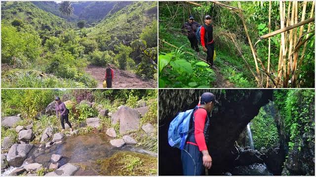 Snapshots of Martin Falls Trekking