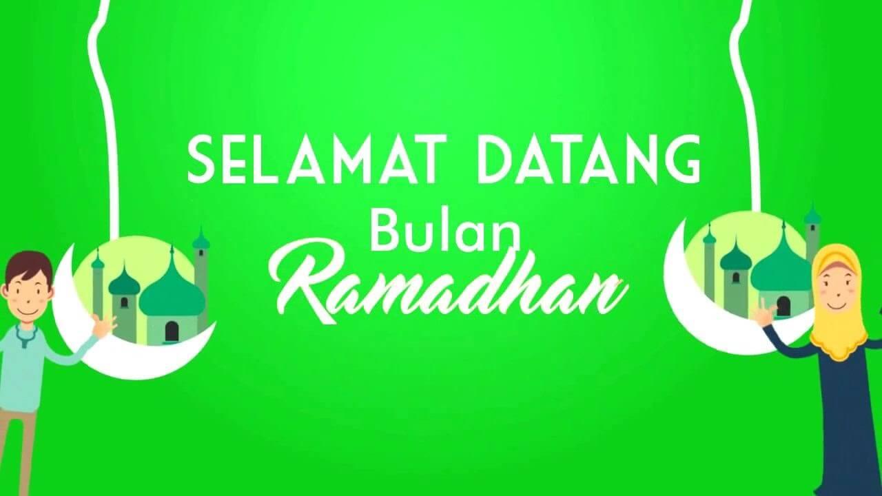 Gambar ucapan selamat datang bulan ramadhan