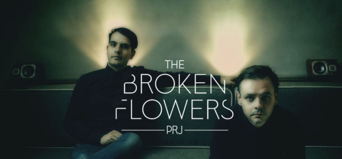 The Broken Flowers Project - 1972 (EP)