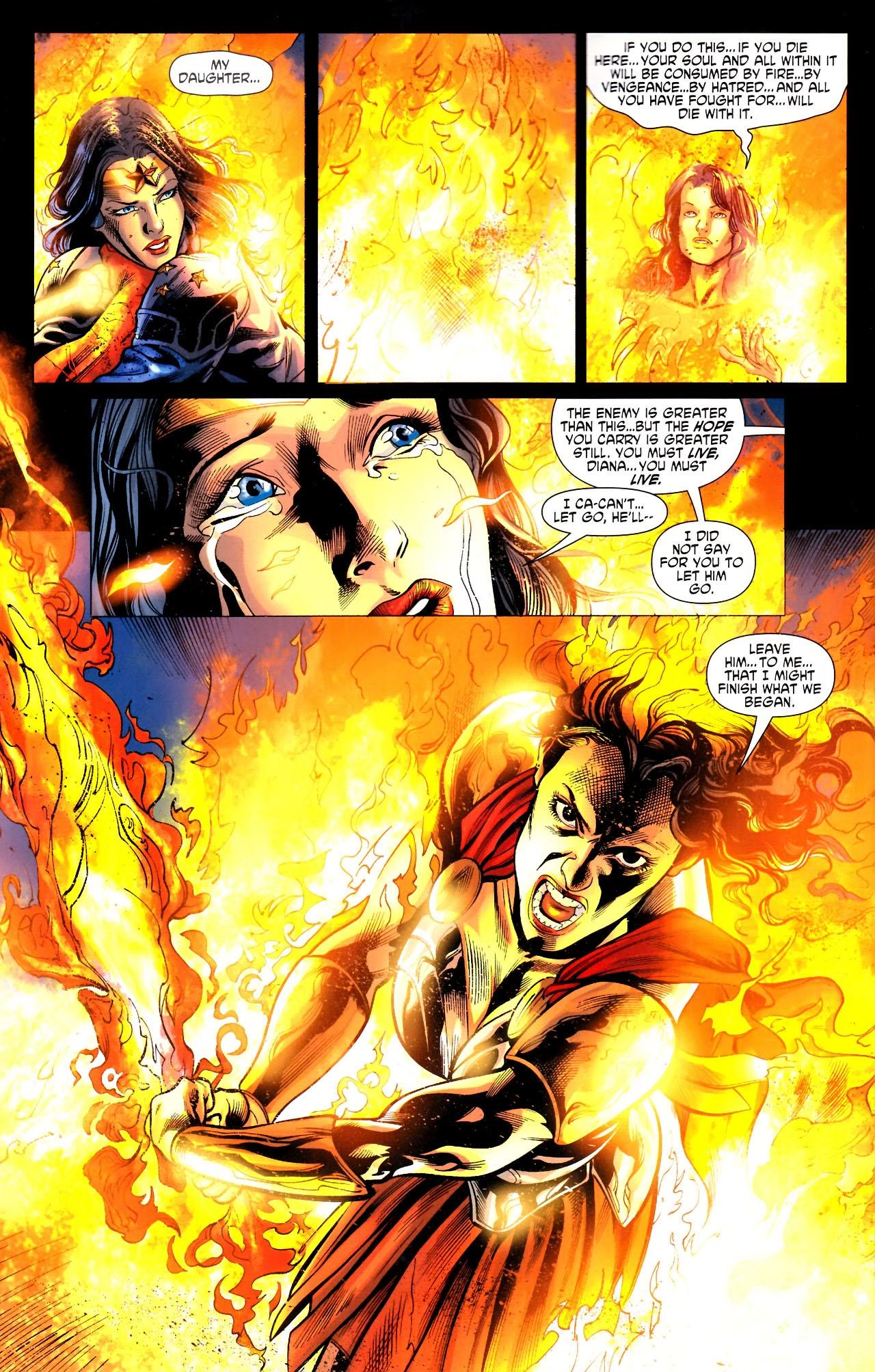 Read online Wonder Woman (2006) comic -  Issue #604 - 13