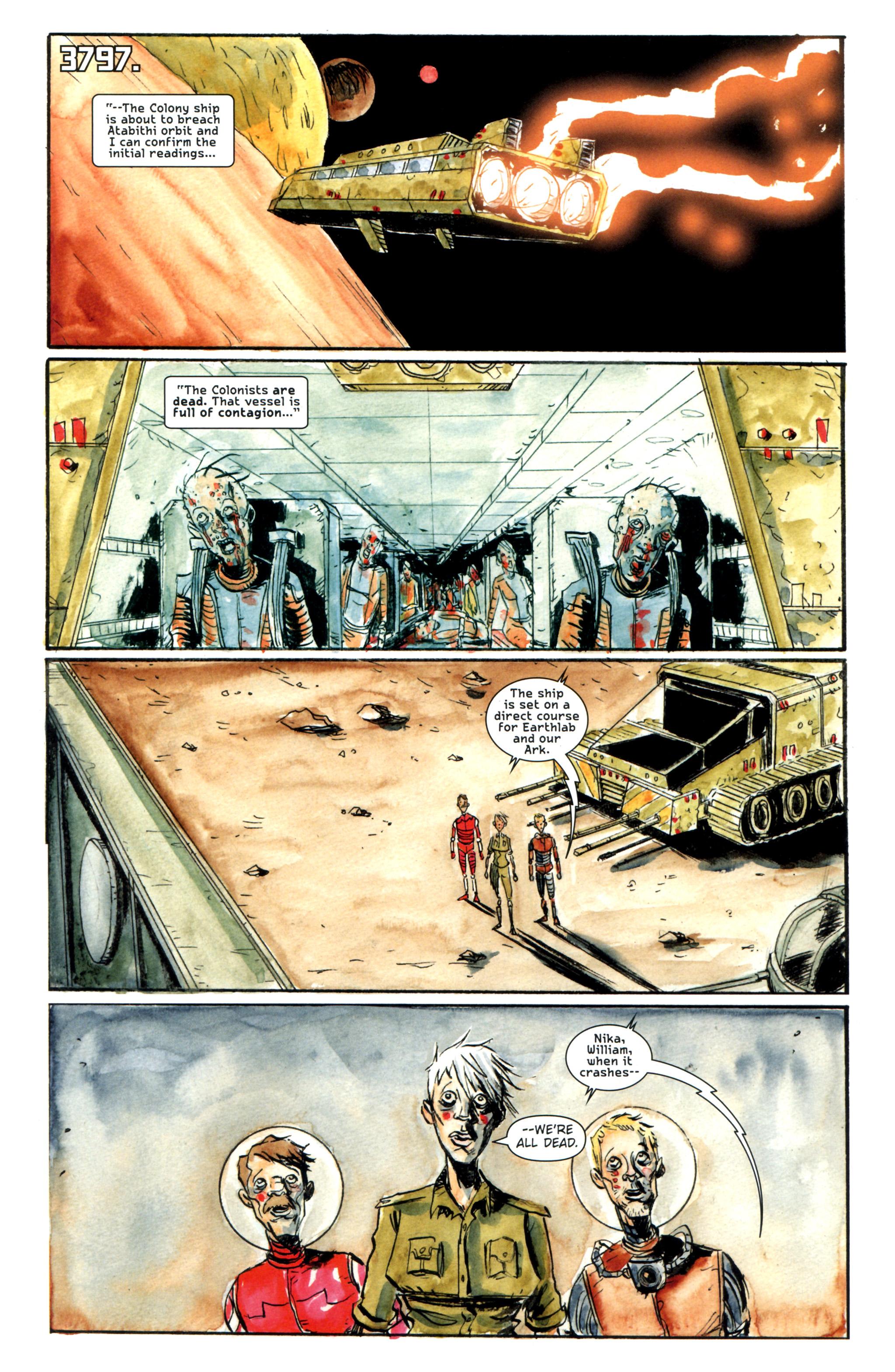 Read online Trillium comic -  Issue #8 - 3