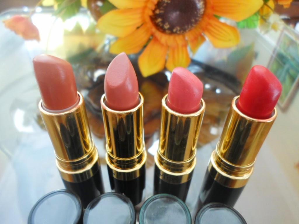Anita's Diary: Lipstick Review : Revlon Super Lustrous