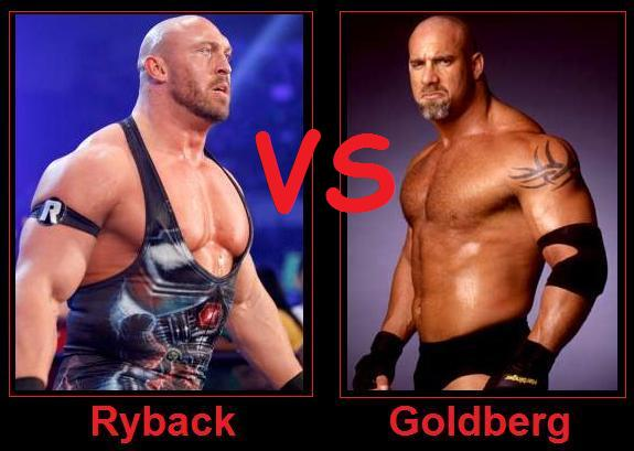Adam's Wrestling: Poll Closed: Ryback Is Similar To?
