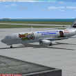 Angry Video Game Nerd Repaint in FSX