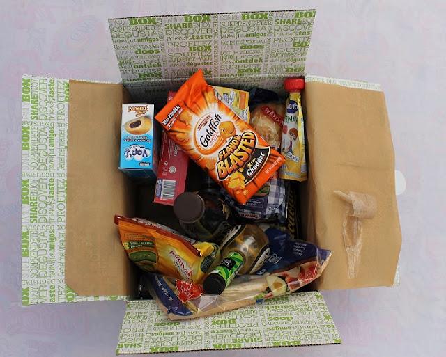 caja degustabox septiembre