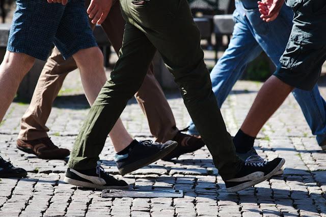 jalan kaki, sehat, kesehatan, jantung, orang hebat, orang sehat