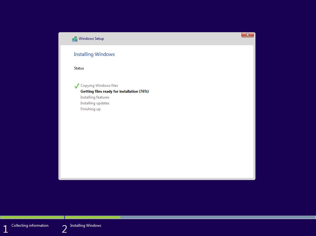 Tài liệu hướng dẫn cách cấu hình và triển khai cài đặt Windows 10 tự động
