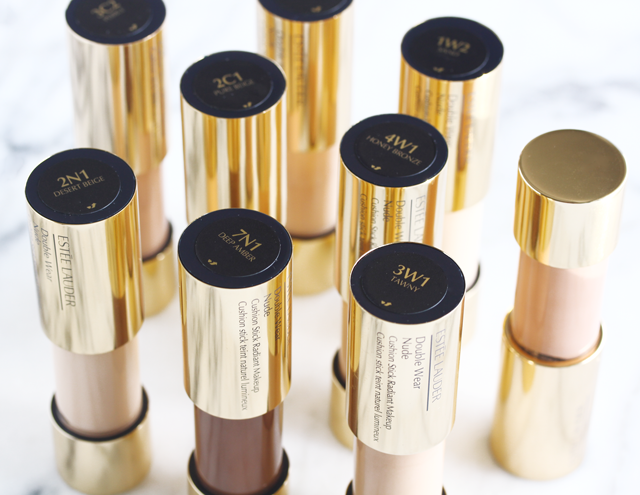Estee Lauder Double Wear Nude Cushion Stick Radiant Makeup Review, Estee Lauder Double Wear Nude Cushion Stick Radiant Makeup Review, Estee Lauder Cushion Stick Review, Estee Lauder Double Wear Cushion Stick Foundation