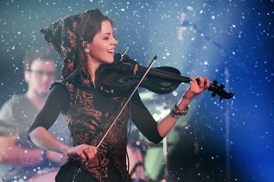 Lindsey Stirling live