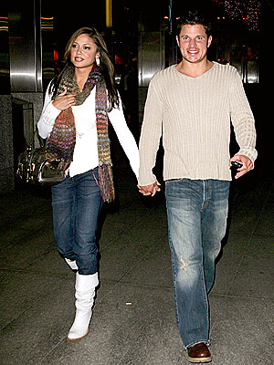 Minnillo nick lachey and vanessa