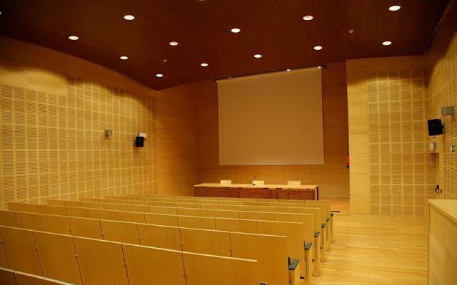 La-sala-de-conferencias-acogerá-el-ciclo-de-cine-social-02032016. IMAGEN COMUNICACION ILLESCAS