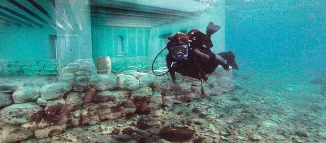 Παυλοπέτρι: Η Ελληνική «Πομπηία» Που Βρίσκεται Στα Νερά Της Λακωνίας (Φωτό, Βίντεο)