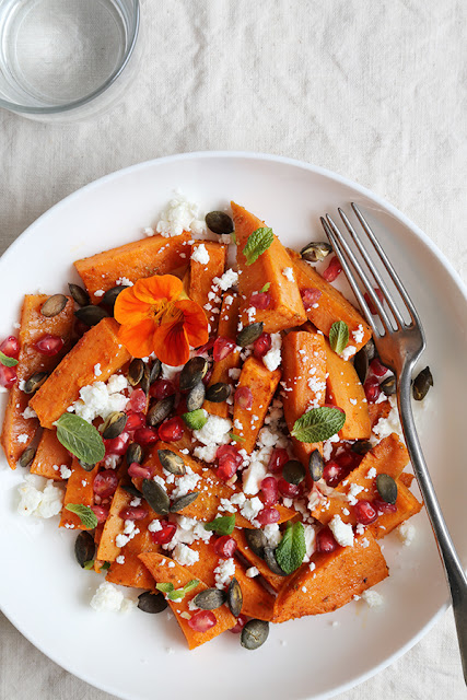Roasted-Sweet-Potato-Salad