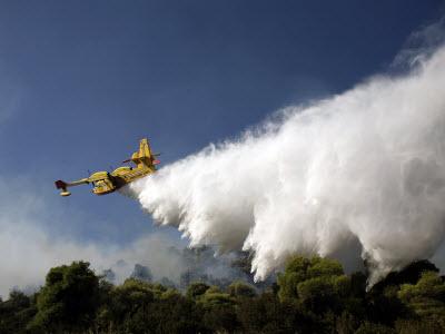 Kebakaran hutan dan lahan kembali terjadi di Riau dan Kalimantan