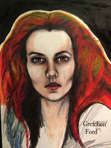 """DEVIL"" GRETCHEN FORD IVJ JUNE 2016"